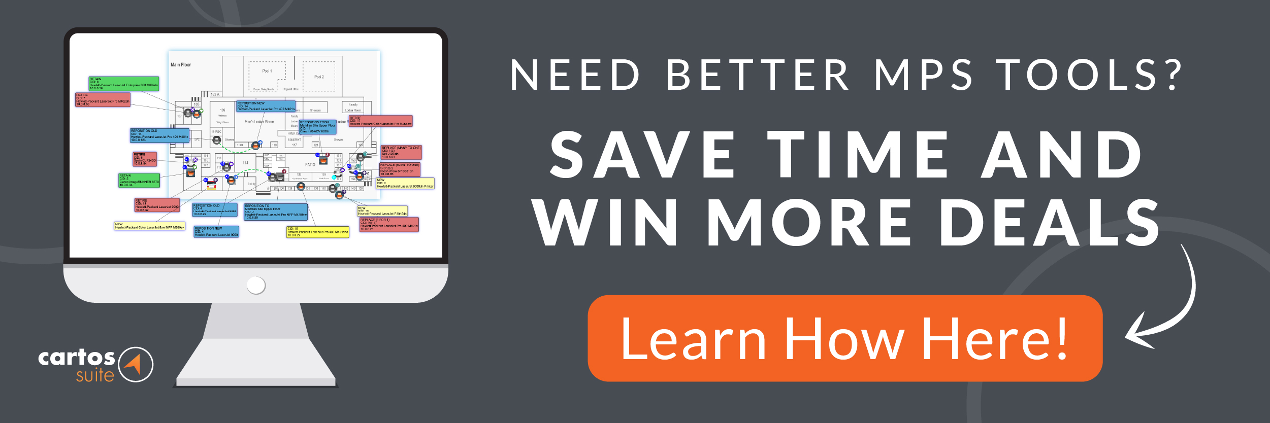 Save Time and Win More Deals With Cartos Graphic